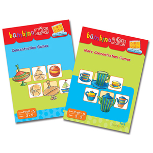 bambinoLUK Early Learning - Concentration
