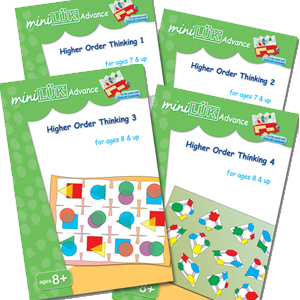miniLUK Advance  - Higher Order Thinking Pack 2